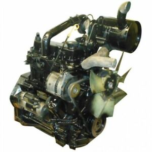 Reconditioned Engine Assembly Complete 2 9l John Deere 3029t 250 250