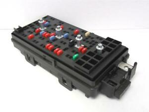 Oem 2010 Pontiac G6 Gt Base 3 5l Engine Junction Block Fuse Box With Fuses
