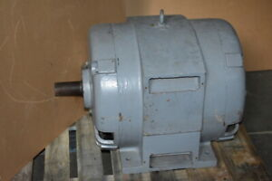 Electric Motor 60 Hp 1775 Rpm 230 460v Drip Proof 364ts E768 Marathon