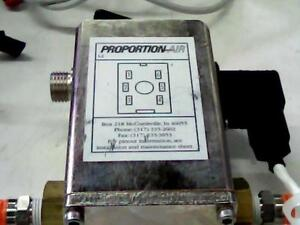 Proportion Air Pa411 Servo Proportional Valve