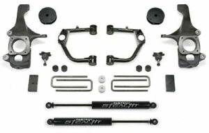 Fabtech K7028m 4 Ball Joint Uca System W Stealth Shocks For Toyota Tundra