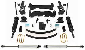 Fabtech K7020dl 6 Performance System W Dirt Logic Ss Shocks For Toyota Tacoma