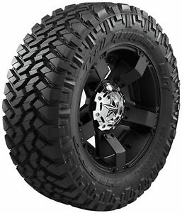 Nitto 374 040 Single 24 Lt375 40r24 F126q Trail Grappler Mud Terrain Tire