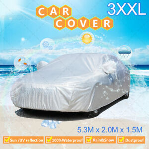 3xxl Car Cover All Season Snow Proof Water Resistant For 2010 2015 Jaguar Xf