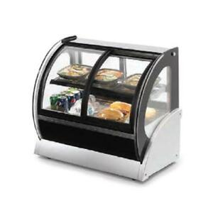 Vollrath 40881 48 In Curved Refrigerated Display Case With Front Access