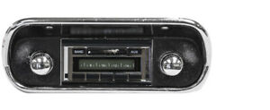 1967 1968 69 70 71 72 73 Mustang Usa 230 Radio Custom Autosound Mp3 Am fm Aux