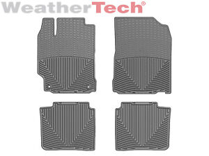 Weathertech All weather Floor Mats For Toyota Camry 2012 2017 Grey