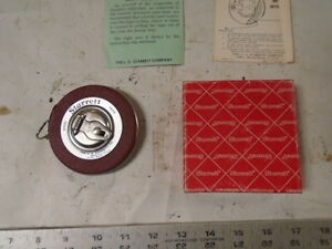 Machinist Tools Lathe Mill Machinist Unused Starrett Steel Tape Ruler 520 50
