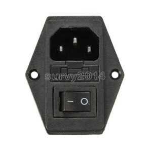 3d Printer Accessory parts Makerbot Ultimaker 3 In 1 Fuse Power Supply Socket S