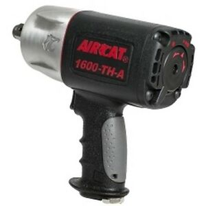 Aircat 3 4 Composite super Duty Impact Wrench Aca1600 th a Brand New