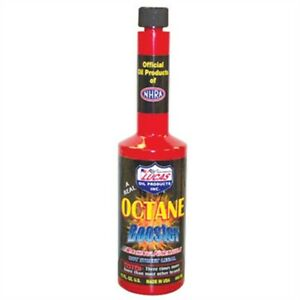 Fuel Treatments Octane Booster Case Of 12 15oz Size Bottles Luc10026 New