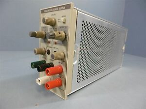 Tektronix P503a Dual Power Supply Used Untested