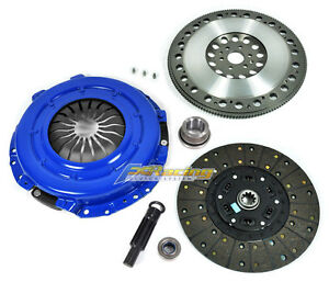 Fx Stage 2 Clutch Kit Chromoly Race Flywheel Ford Mustang Gt 4 6l Sohc 6 bolt