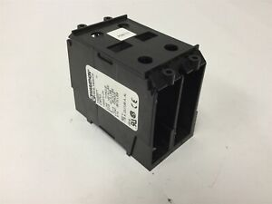 Marathon 1322570 Power Distribution Block 2 pole 1 To 4 Rating 600v 175a