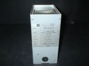 Scientific Columbus 7009 Sc ba ja Signal Conditioner 120v 240v 50 60hz Box 8s