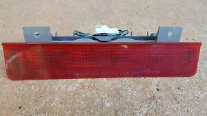 2000 2002 Mitsubishi Montero Center Middle Third Tail Brake Light Oem
