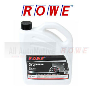 Engine Coolant Antifreeze Fits Audi Vw Oe Rowe Brand Made In Germany