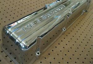 Datsun Z 240z 260z 280z 280zx 69 83 Show Quality Mirror Polished Valve Cover