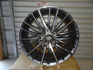 2013 2017 Lexus Ls F Sport Ls460 Oem 19 X8j 20 Spoke Type 1 Alloy Wheel Rim