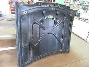 1962 1963 Ford Thunderbird Exterior Front Original Hood Local Pickup Only