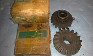 12 Bolt Posi Corvette Side Gears New 3869317 Nos