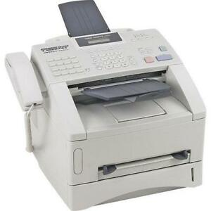 Brother Intellifax 4100e Business Class Laser Fax