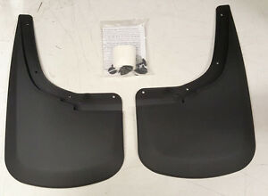 Sale Husky Liners Rear Mud Flap Guards Dodge Dakota 05 11 W Out Fender Flares