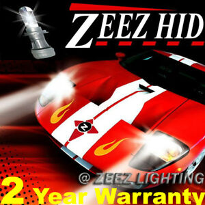 Zeez Hid Xenon Conversion Kit Complete System Slim Ballasts bulbs relay Harness