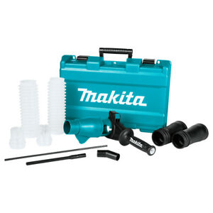 Makita 196074 8 Sds max Rotary Hammer Dust Extraction Attachment Kit
