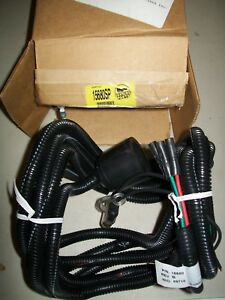 Meyer Oem Slic Stick Joystick Harness P N 15680
