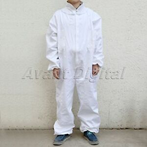 Beekeeping Equipment Jumpsuits Jacket Veil Bee Protection Suit Dress Smock