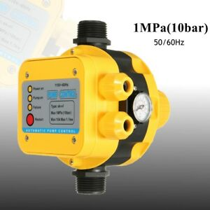 Ip65 220v Automatic Water Pump Pressure Controller Electronic Pressure Switch