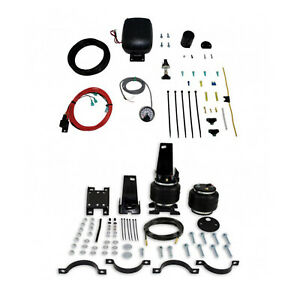 Air Lift Suspension Air Bag Single Path Air Compressor Kit For Ford Excursion