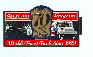 new Vintage Snap on Tools Tool Box Sticker Decal Man Cave Garage 70th Ssx1366