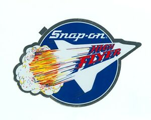 New Vintage Snap on Tools Tool Box Sticker Hot Rod Decal Man Cave Highfly Ssx780