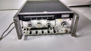 Wavetek 2002a Sweep Signal Generator Used