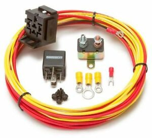 Painless Performance 50102 Fuel Pump Relay 30 Amp Heavy Duty Relay