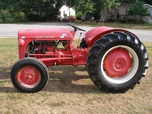 Ferguson To 30 2 Wheel Drive Gas Tractor