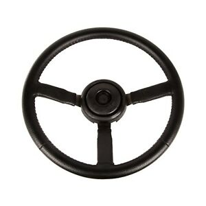 Steering Wheel Sport Leather Black For Jeep Cherokee Xj Wrangler Yj 18031 11