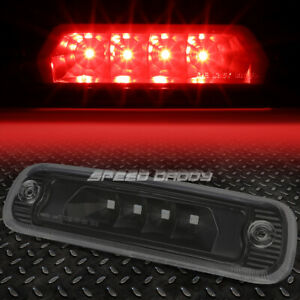 For 97 01 Jeep Cherokee Xj Led Third 3rd Tail Brake Light Rear Stop Lamp Tinted