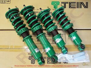 Tein Flex Z Coilovers 16 Ways Adjustable For 01 05 Honda Civic 2 3 4 Dr