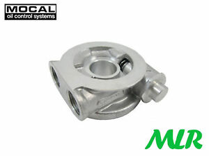 Mocal Otsp1x Oil Cooler Sandwich Take Off Plate With Thermostat