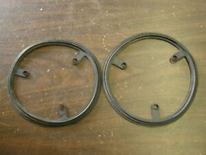 Nos Oem Ford 1955 1956 Fairlane Thunderbird Tail Light Lamp Body Pads Gaskets