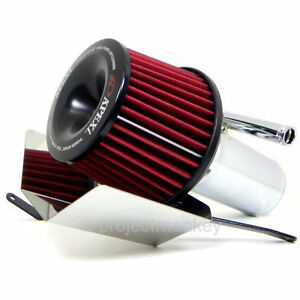 Apexi Power Intake Dual Funnel Air Filter Fits 02 06 Rsx Type S 02 05 Civic Si