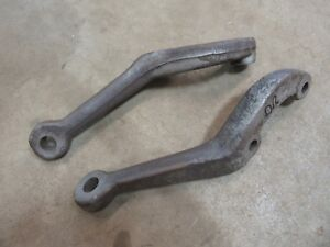 1956 Oldsmobile 88 Front Spindle Steering Arm Linkage Tie Rod Parts Rat Rod