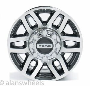 4 New Takeoff Ford F250 F350 Super Duty 8 Lug 18 Factory Oem Wheels Rims 2005 20