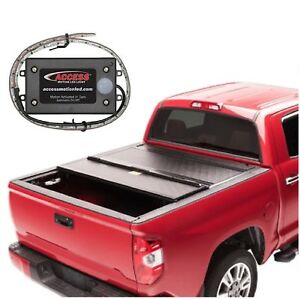 Bak Industries 226204 90392 Bakflip G2 Bed Cover 18 Motion Light For Ram 1500