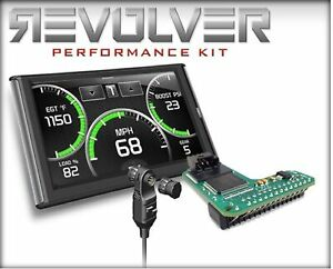 Edge 14110 Mqj2 Revolver Performance Kit W cts2 switch For 00 01 Excursion 7 3l