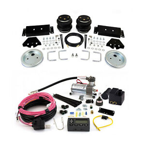 Air Lift Control Air Spring Wireless Air Compressor Kit For Ram Promaster 2500