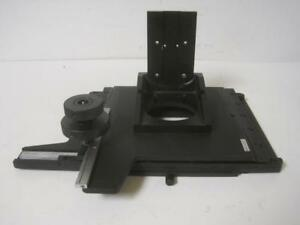 Nanometrics Olympus Microscope Replacement Parts 7000 Series X Y Table stage